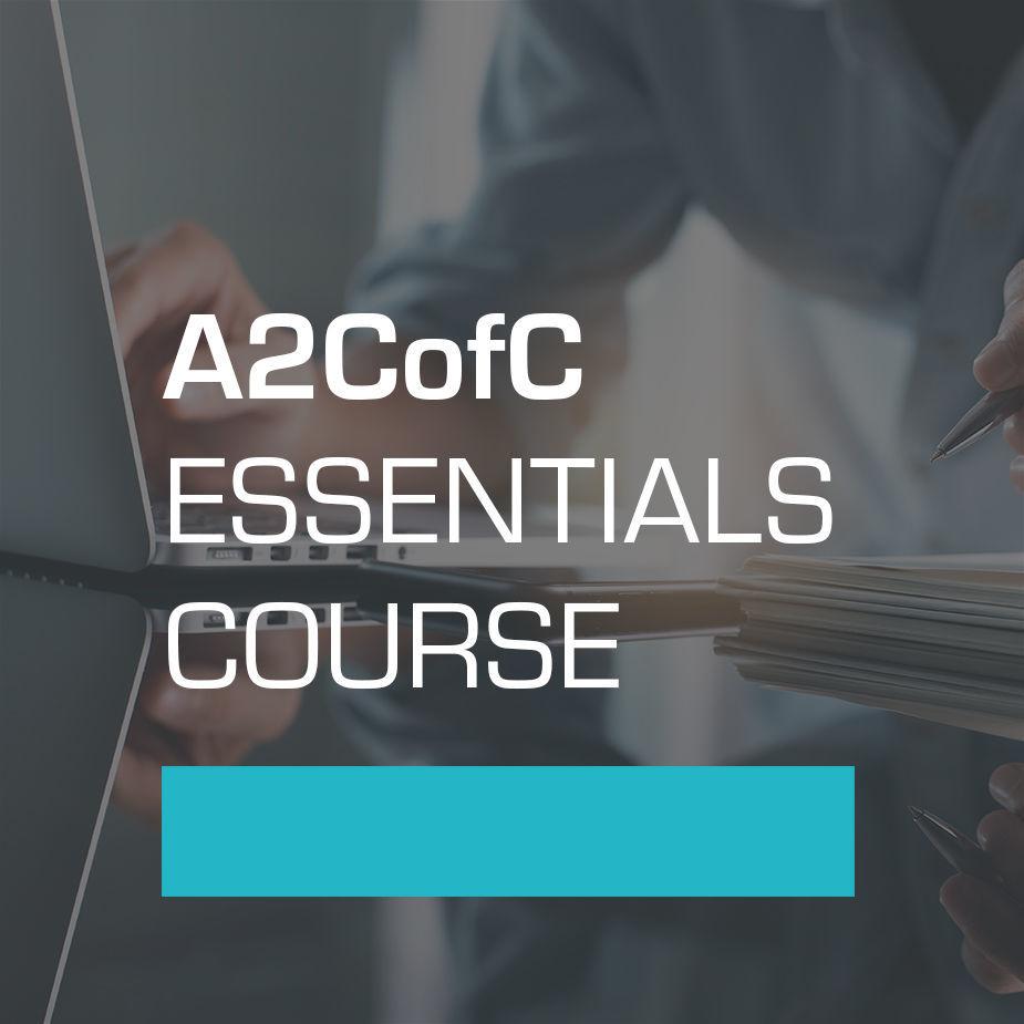 A2CofC Essentials Course