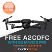 Mavic 2 Pro with Smart Controller and training