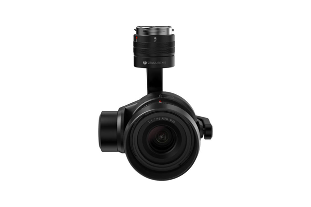 Picture of DJI X5s Camera For Inspire 2 With Lens