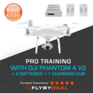 Picture of Phantom 4 Pro  V2 plus Training Package