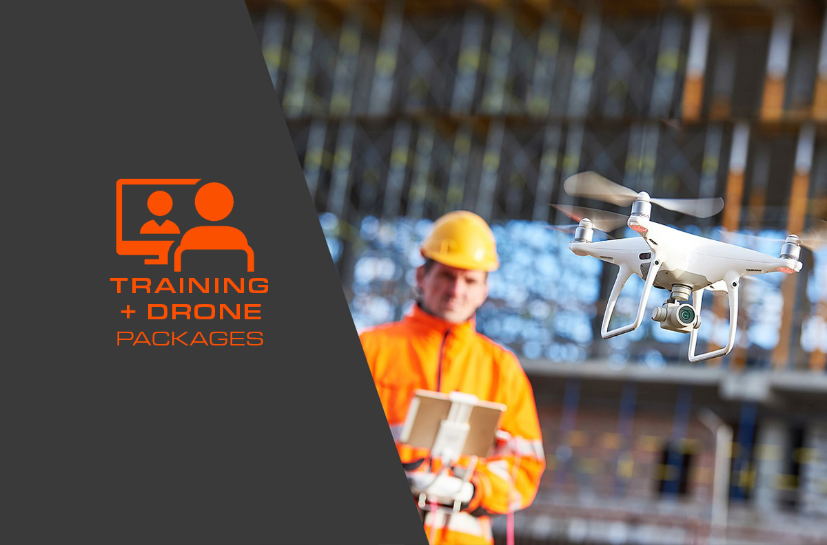 Picture for category Training and Drone Packages