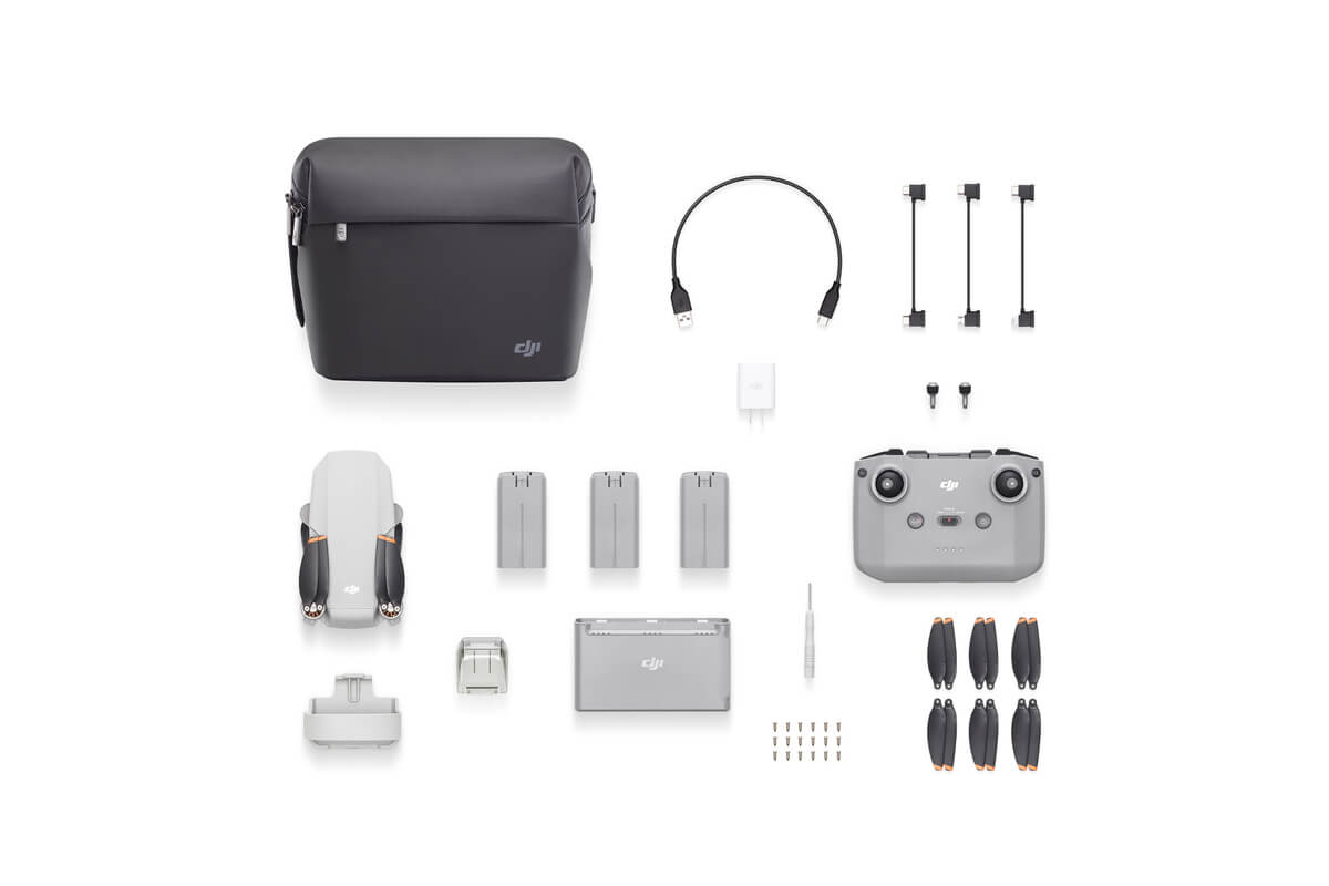 Picture of DJI Mini 2 Fly More Combo